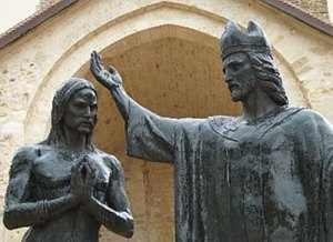 Clovis et St Remi
