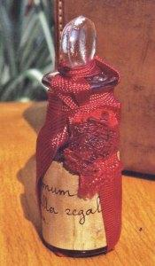 La fiole scellée du Saint Chrême - 1906