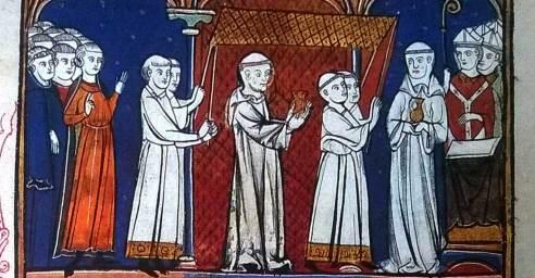 Procession de la Sainte Ampoule