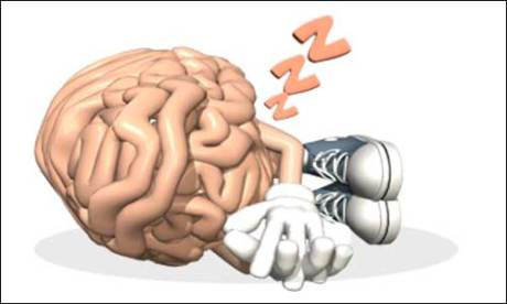 October Writing Update: This is your brain on sleep