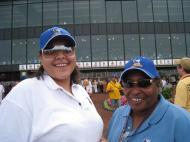 Marlena Wilson & Mary Beauchamp