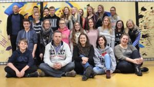 Traineekurs beim Spieleseminar auf dem Kirchberghof