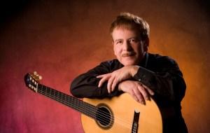 Der Kölner Gitarrist Karl-Heinz Nicolli