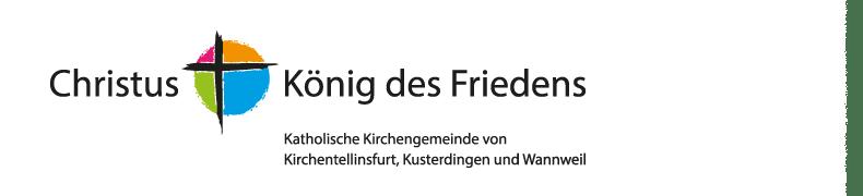 Christus König des Friedens: Katholische Kirchengemeinde von Kirchentellinsfurt, Kusterdingen und Wannweil: Logo