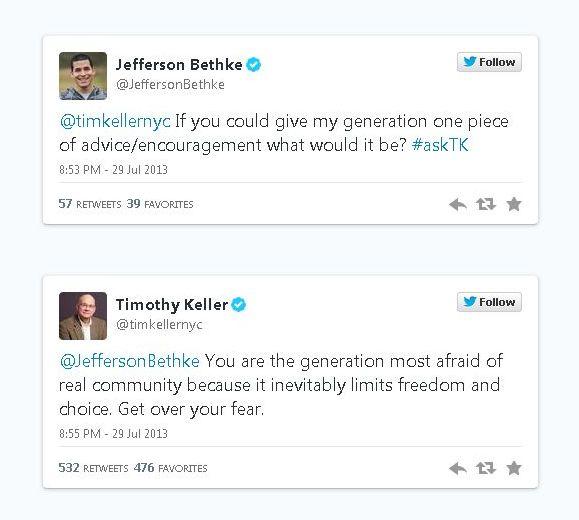 Bethke Asks Keller