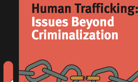 Human Trafficking: Issues Beyond Criminalization – The Pontifical Academy of Social Sciences
