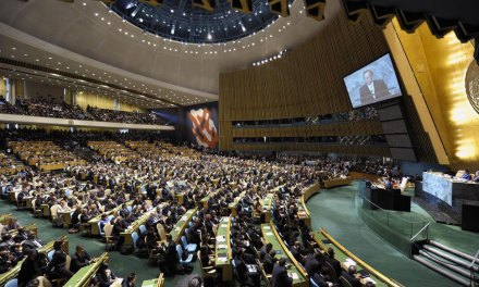 New York, UNGA High-level Meeting on Global Plan of Action against Trafficking in Persons – OM Intervention – 27-29 September 2017