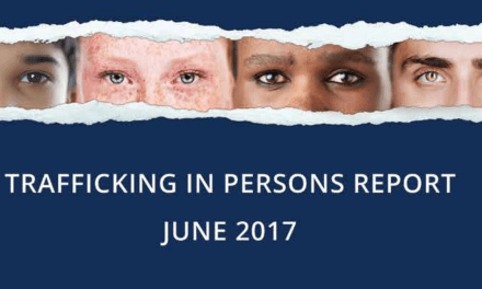 US DEPARTMENT OF STATE – Trafficking in Persons Report 2017