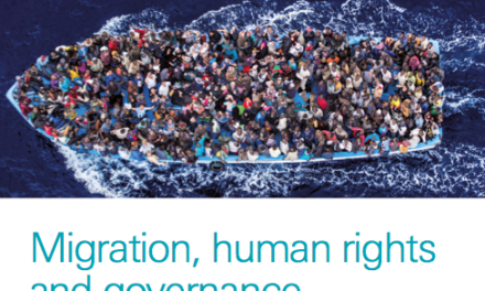 IPU / ILO / UN HUMAN RIGHTS – Migration, human rights and governance HANDBOOK
