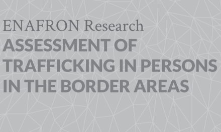 BRAZIL SECRETARIA DE JUSTICIA – ASSESSMENT OF TRAFFICKING IN PERSONS IN THE BORDER AREAS