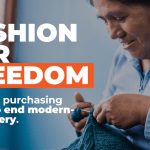DONEGOOD – Fashion for Freedom – Using your purchasing power to en modern-day slavery