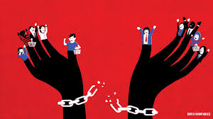 EVENING STANDARD NEWS – MODERN SLAVERY PAGE