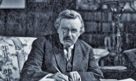 ALETEIA – 20 quotes from Chesterton to help you find reason in this senseless world / 20 citations de Chesterton pour vous aider à retrouver la raison dans ce monde insensé