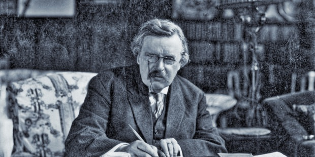 ALETEIA – 20 quotes from Chesterton to help you find reason in this senseless world / 20 citations de Chesterton pour vous aider à retrouver la raison dans ce monde insensé