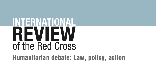 Humanitarian debate: Law, policy, action – Migration and displacement