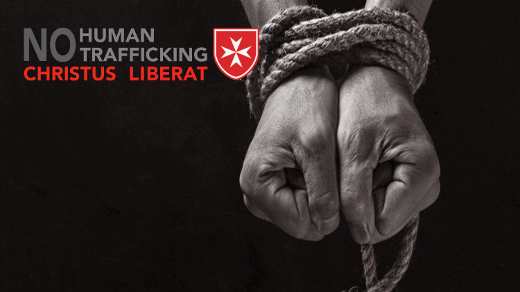 VATICAN NEWS: July 30th marks the annual World Day Against Trafficking in People – Order of Malta stands with Pope Francis in fight to end Human Trafficking