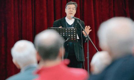 LA CROIX – Mgr Michel Aupetit: « Il n'y a pas la bioéthique d'un côté et les migrants de l'autre »