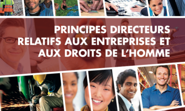 UN – GuidinG PrinciPles on Business and Human RIGHTS