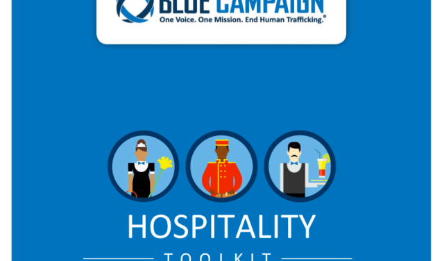 USA – BLUE CAMPAIGN – HOSPITALITY TOOLKIT