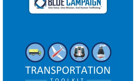 USA – BLUE CAMPAIGN – TRANSPORTATION TOOLKIT