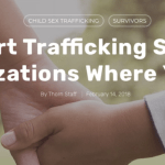 USA – LIST OF Support Trafficking Survivor Organizations Where You Live