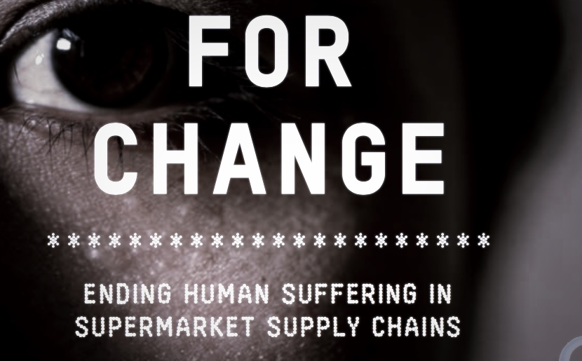 OXFAM – Behind the bar code REPORT – ENDING SUFFERING IN SUPERMARKET SUPPLY CHAINS