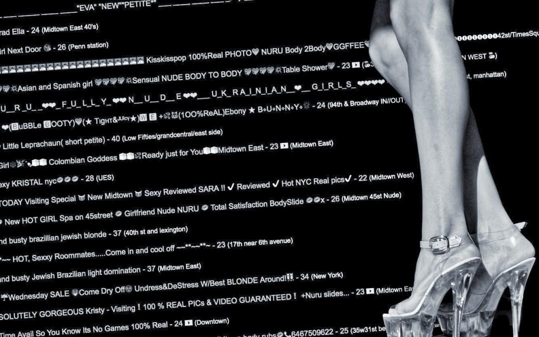 INTERNET & Fighting Online Sex Trafficking