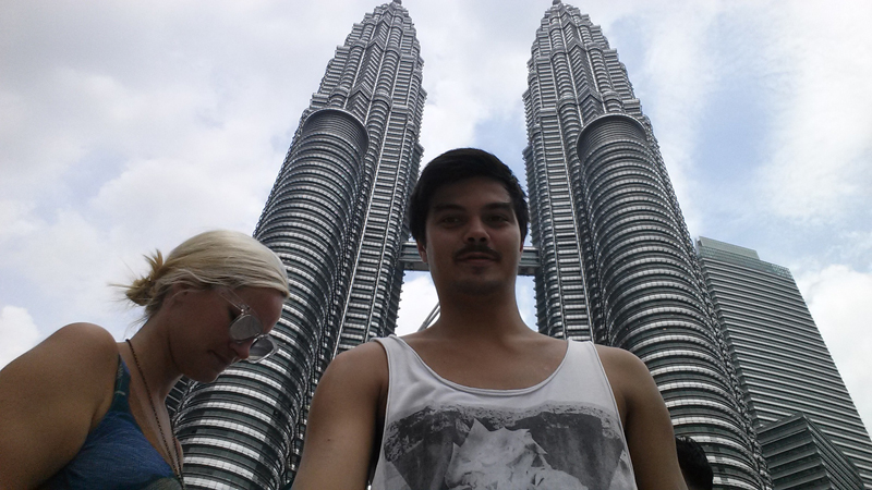 If you're in Kuala Lumpur for your Thai visa run, the Petronas towers are essential.