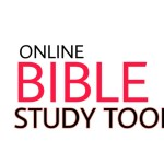 Free useful online bible study tools