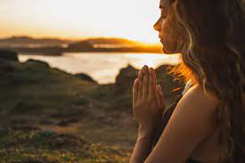HEALING PRAYER OF SURRENDER