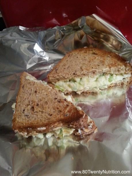 Egg Salad Sandwich 3