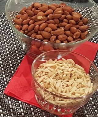 Almonds - registered dietitian nutritionist Christy Brissette 80 Twenty Nutrition