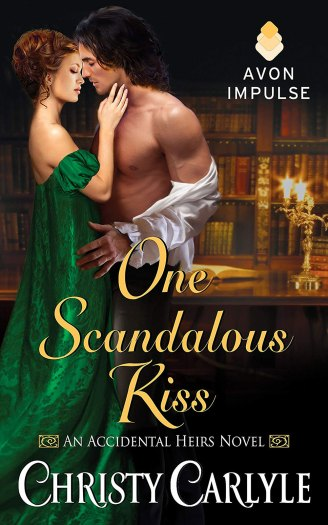 One Scandalous Kiss