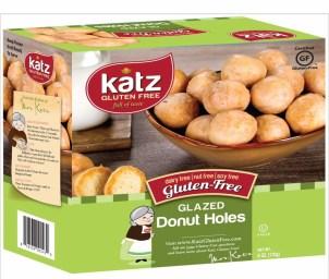 katz gluten free donut holes