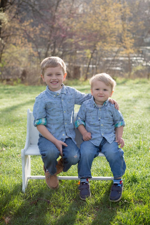 Baird Family Spring 2017-2