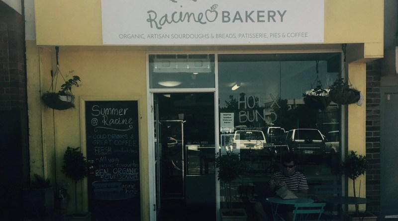 Racine Bakery in Orange NSW has some fantastic product that you should try if in the area