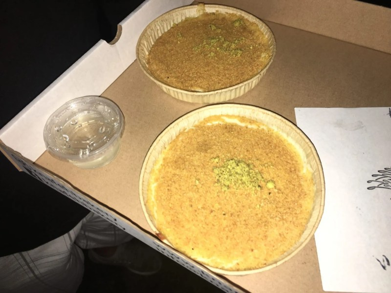 Knafeh Street Food in Sydney
