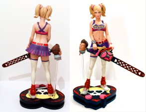 Lollipop Chainsaw Statue