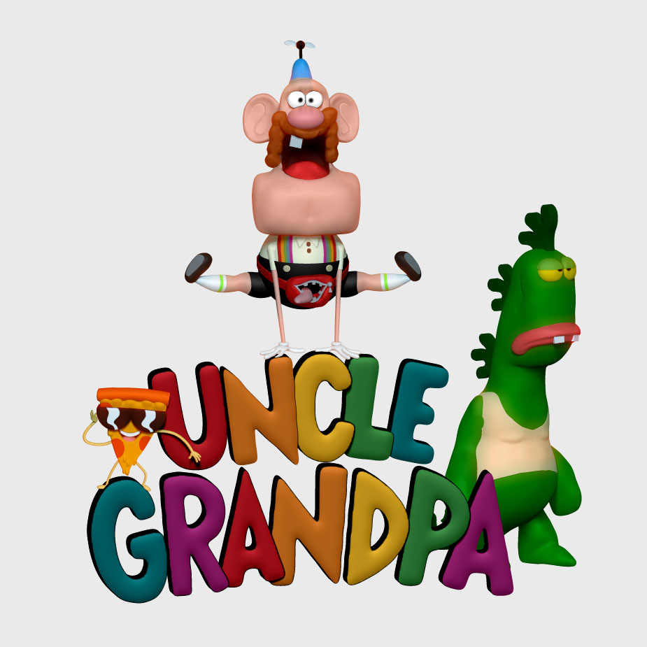 Uncle Grandpa update