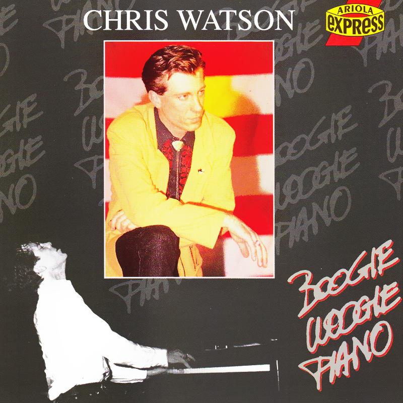 BOOGIE-WOOGIE-PIANO - chris watson - instumental