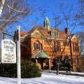 Mystic & Noank Library, Mystic, Connecticut (WildmooBooks.com)