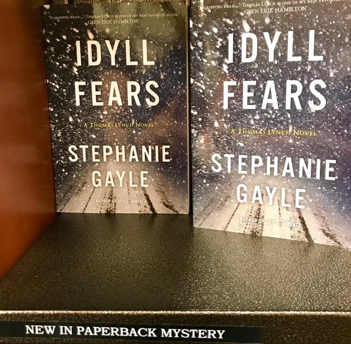 Idyll Fears by Stephanie Gayle (WildmooBooks.com)