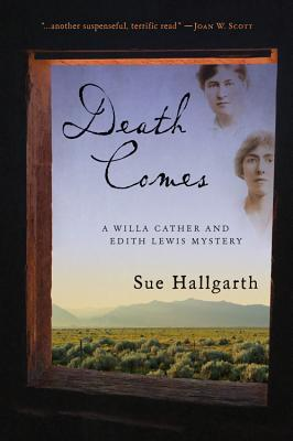 Death Comes by Sue Hallgarth (WildmooBooks.com)