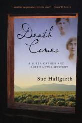 Death Comes by Sue Hallgarth (WildmooBooks.com)