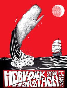 Moby Dick 2018 Marathon (WildmooBooks.com)