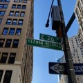 Herman Melville Square, Manhattan (WildmooBooks.com)