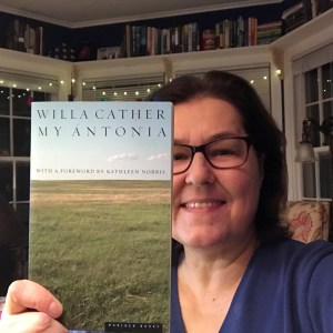 First Book of 2018 - My Antonia by Willa Cather (WildmooBooks.com)
