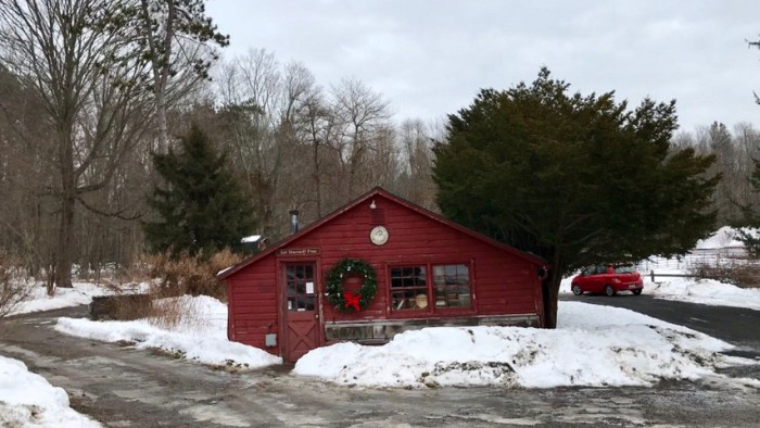 Whitlock's Book Barn January 2018 (WildmooBooks.com)