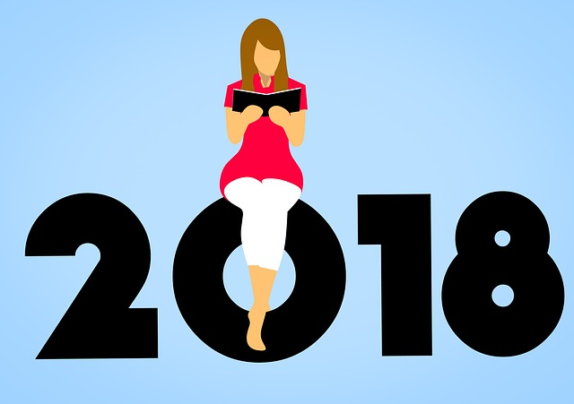 Reading in 2018 (WildmooBooks.com)