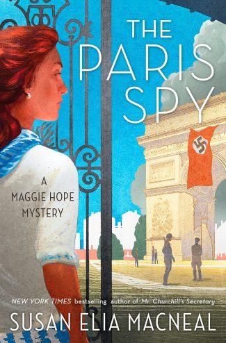 The Paris Spy by Susan Elia MacNeal (WildmooBooks.com)